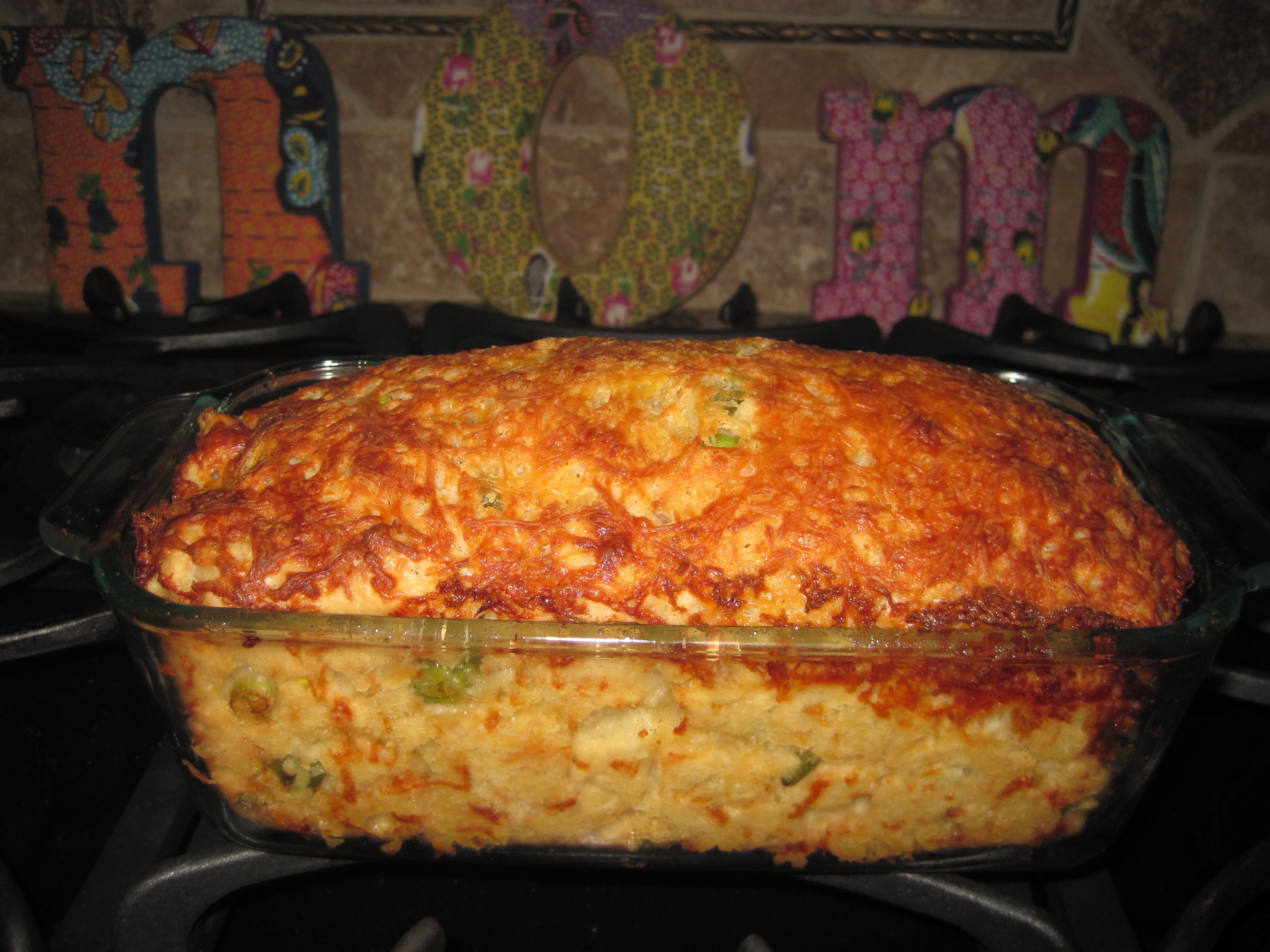 Jalape 241 O Cheese Beer Bread